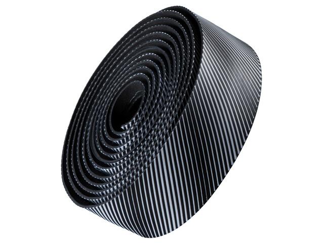 Bontrager Gel Cork Graphic stuurlint zwart